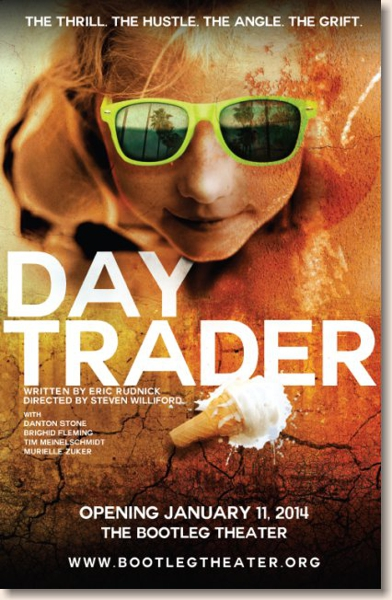 Day Trader at Bootleg Theater 2014