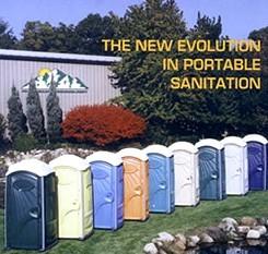a portable toilet restroom rentals p