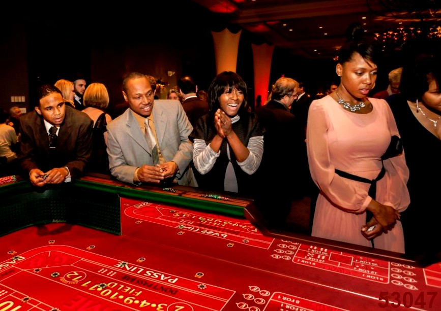 casino games craps corporate events 53047