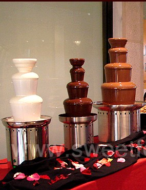 chocolate fountain rental or sales nationwide weddings and events 8326
