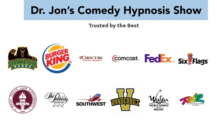comedy hypnotist entertainer corporate references 50736