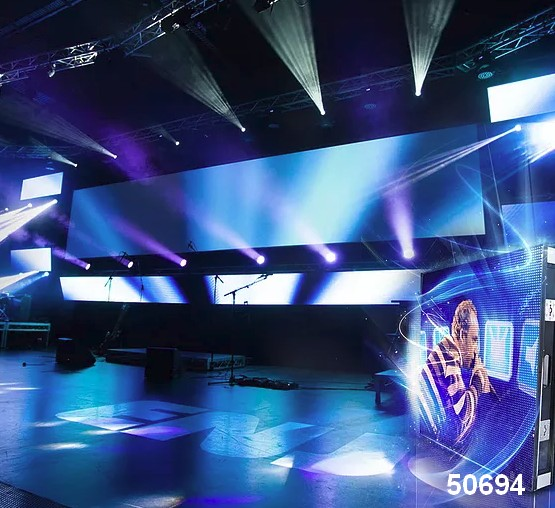 corporate video walls audio visual digital signs 50694
