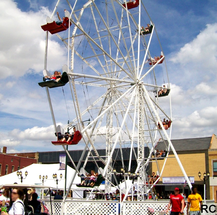 ferris wheel rental photo