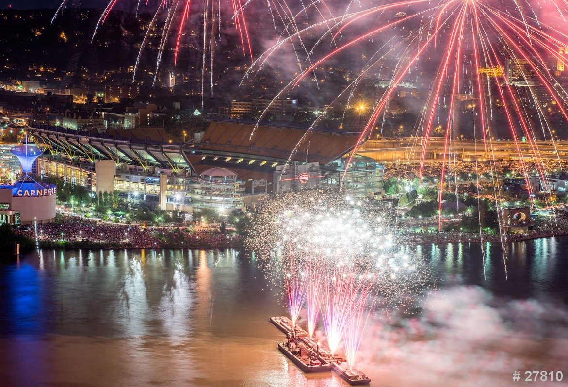 fireworks display company shows large public events