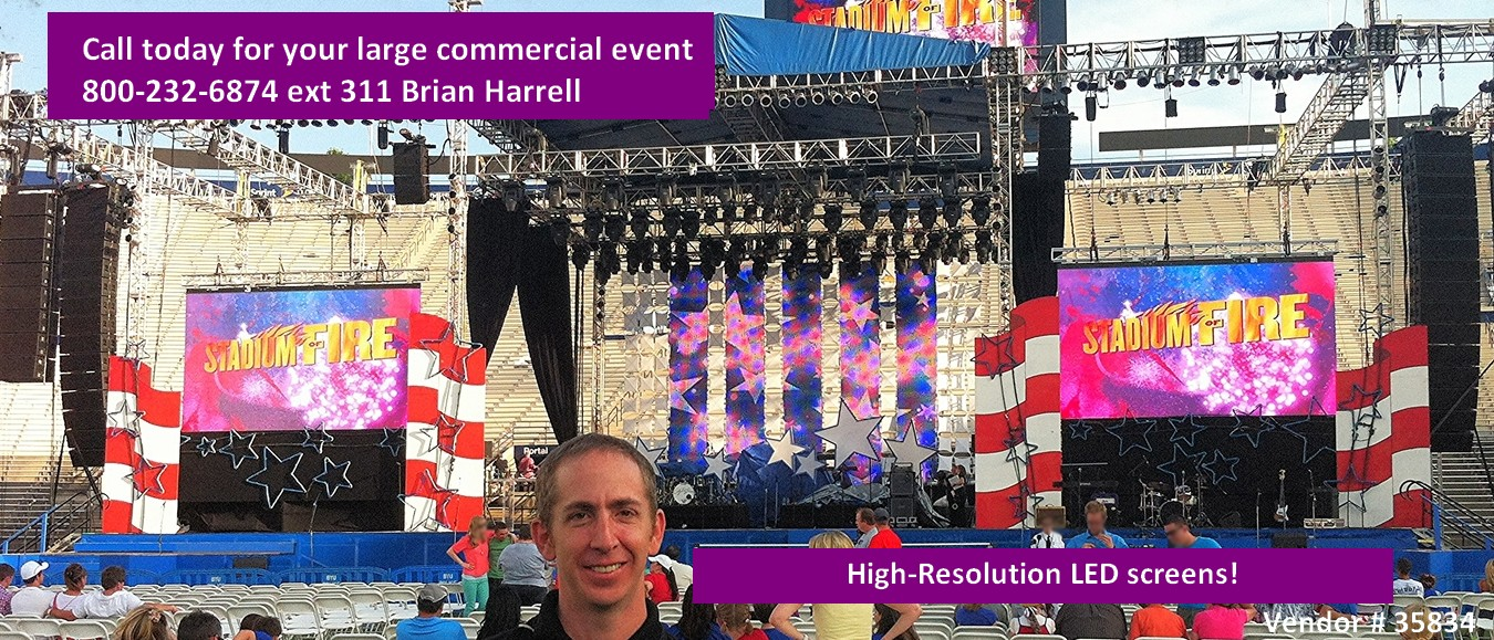high resolution outdoor LED screens 35834