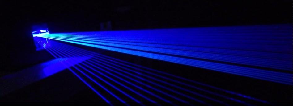 laser light show production blue laser 10173