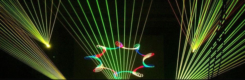laser light show production custom laser show 10173