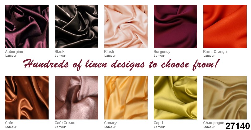 linen tablecloth rental hundreds of designs 27140