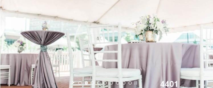 linens tablecloth rentals elegant 4401