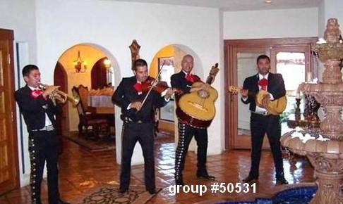 mariachi live musicians 50531