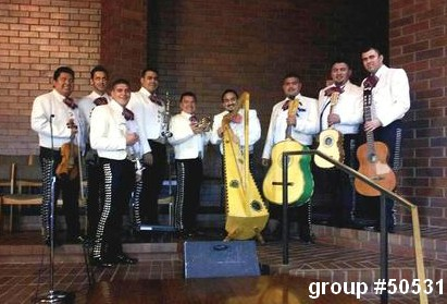 mariachi live musicians large group