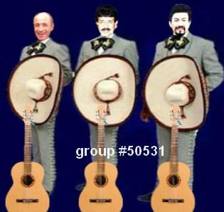 mariachi live musicians trio 50531