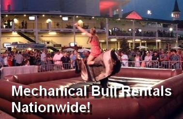 mechanical bull rentals nationwide 10765