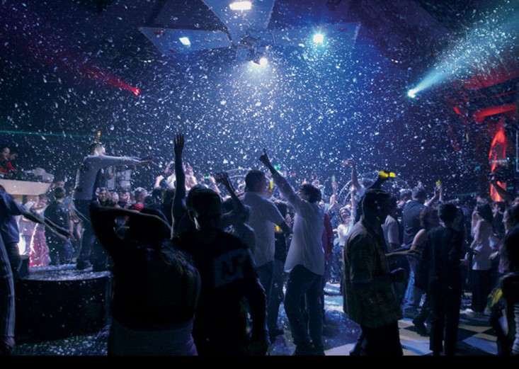 nationwide foam machine party rental club show