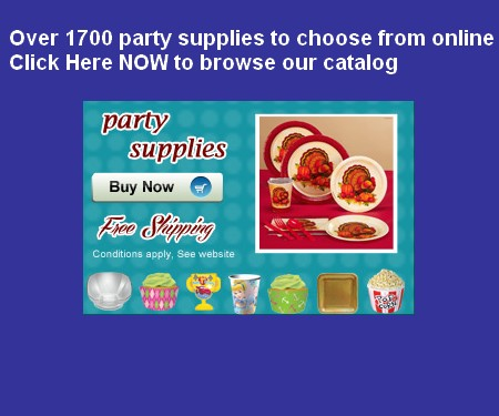party supplies sas 1