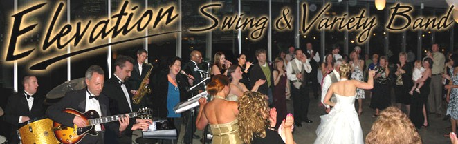 swing variety dance band