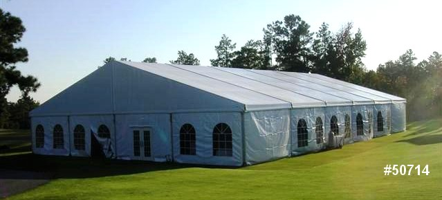 tent rental with sides 50714