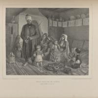 Tatar Family, Domestic Interior