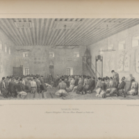 Armenians and Tatars in a Cafe