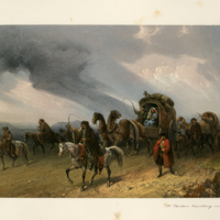"""Tartars Travelling on the Plains"""