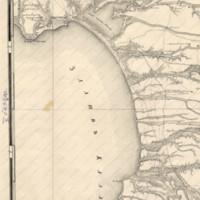 Keppen's map of Southern Crimea