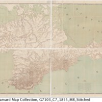 Mukhin's Map of Crimea