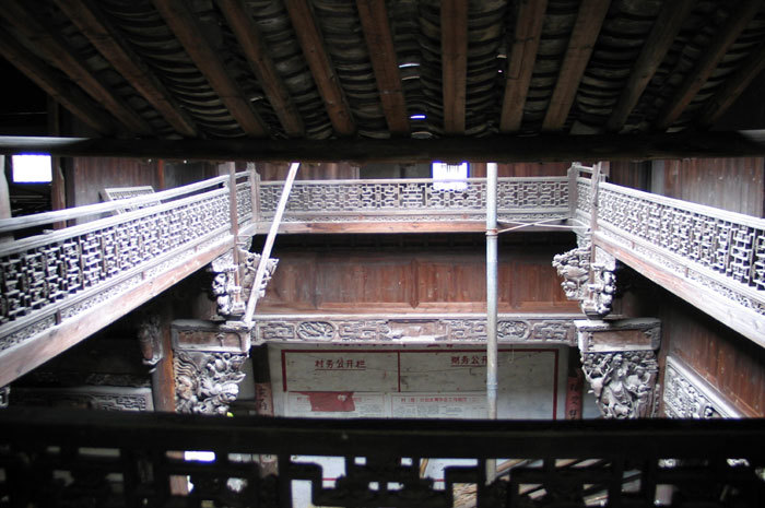 roof and gallery balustrades1