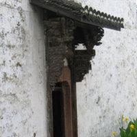 Brackets of the side door
