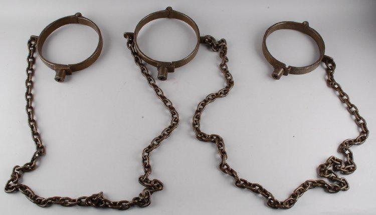 British Slave Chain