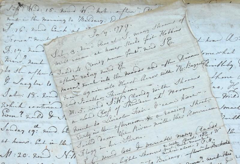 Diaries of Thomas Thistlewood