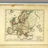Patteson's Map of Europe