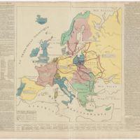 Emmanuel-Auguste-Dieudonne's Map of Charles XII's Campaigns