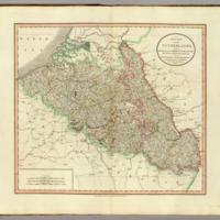 John Cary's 1804 Map of the Netherlands