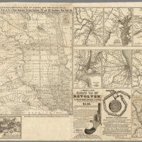 Rand McNally & Co.'s sectional map of the Dakota and the Black Hills
