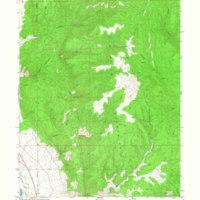 Hells Kitchen Canyon SE Utah<br /> 7.5 Minute Series (Topographic)