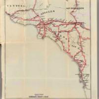 Ventura, Los Angeles, San Bernardino, Orange, and San Diego Counties