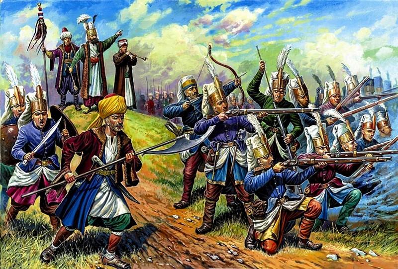 Janissaries 3