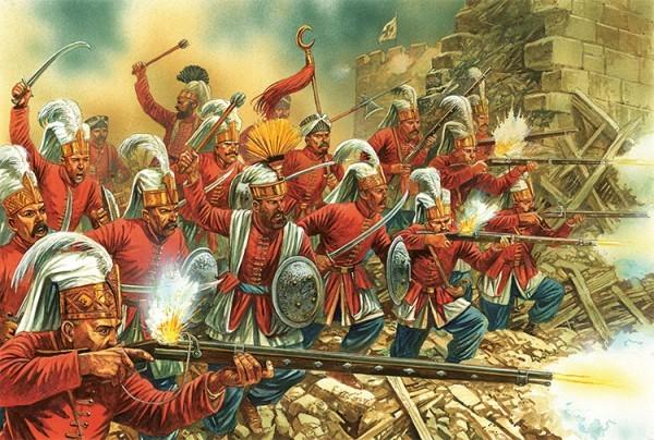 Janissaries 1