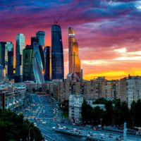 Moscow International Business Center (AKA Moscow-City)