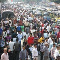 Crowded Mumbai