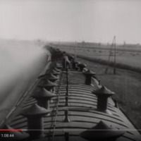 Train in Man with a Movie Camera