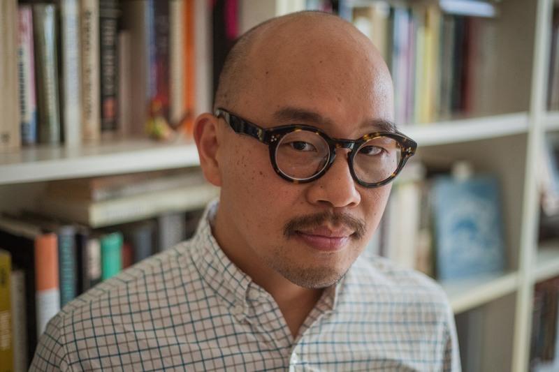 Eugene Lim author photo