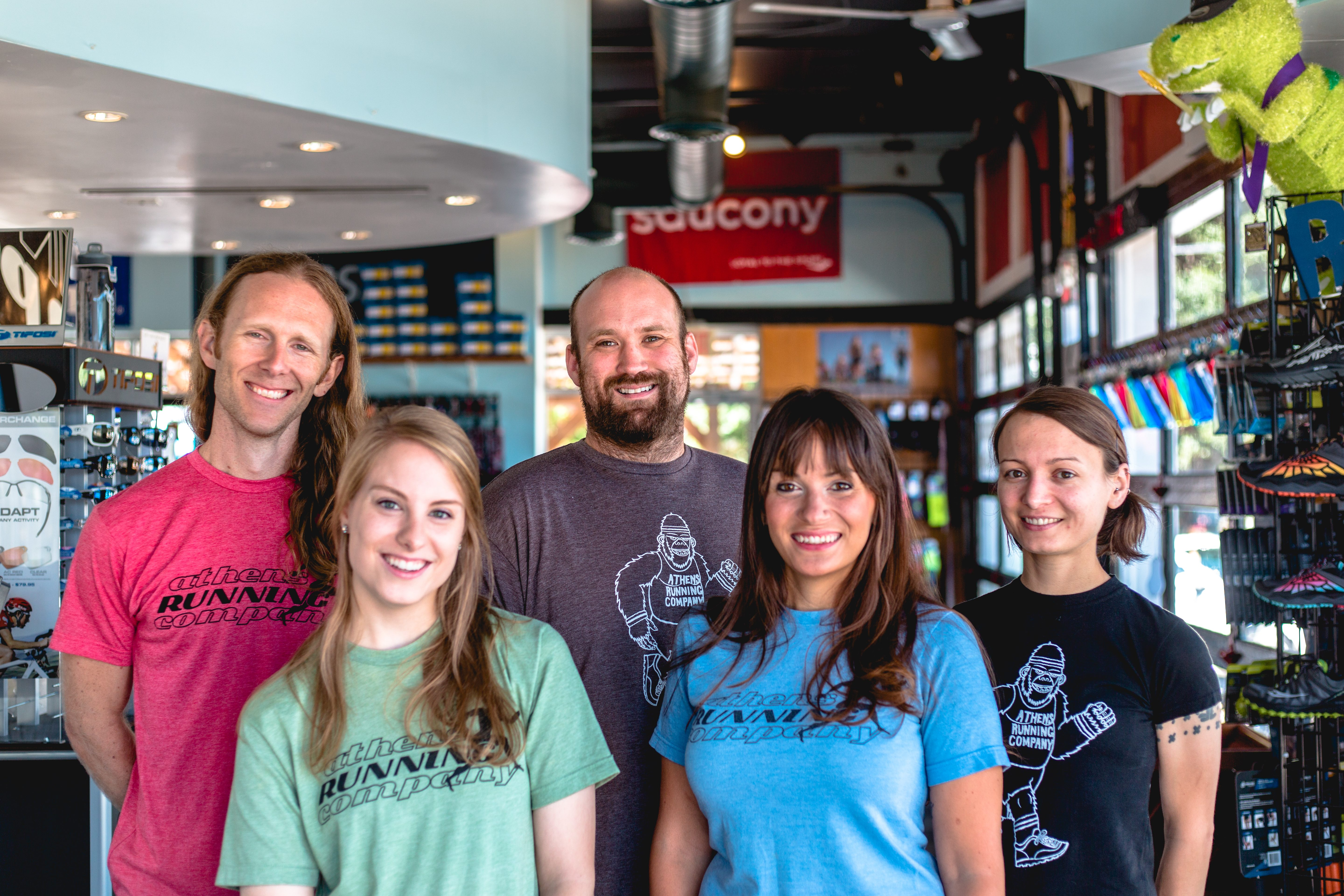 About Us | Athens Running Company