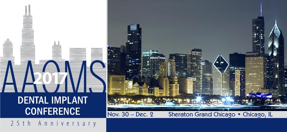 AAOMS Implant Meeting 2017