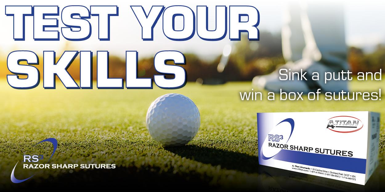Golf Putt Challenge