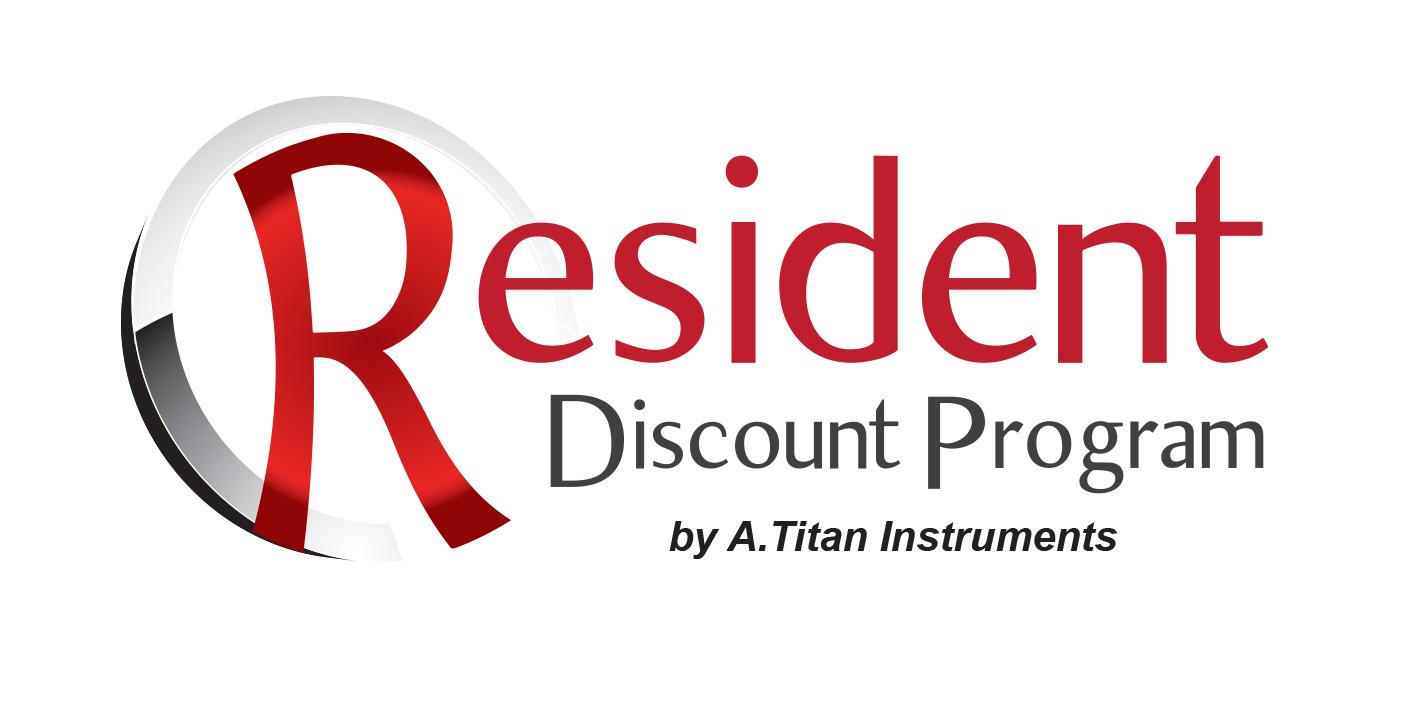 Resident Discount Program