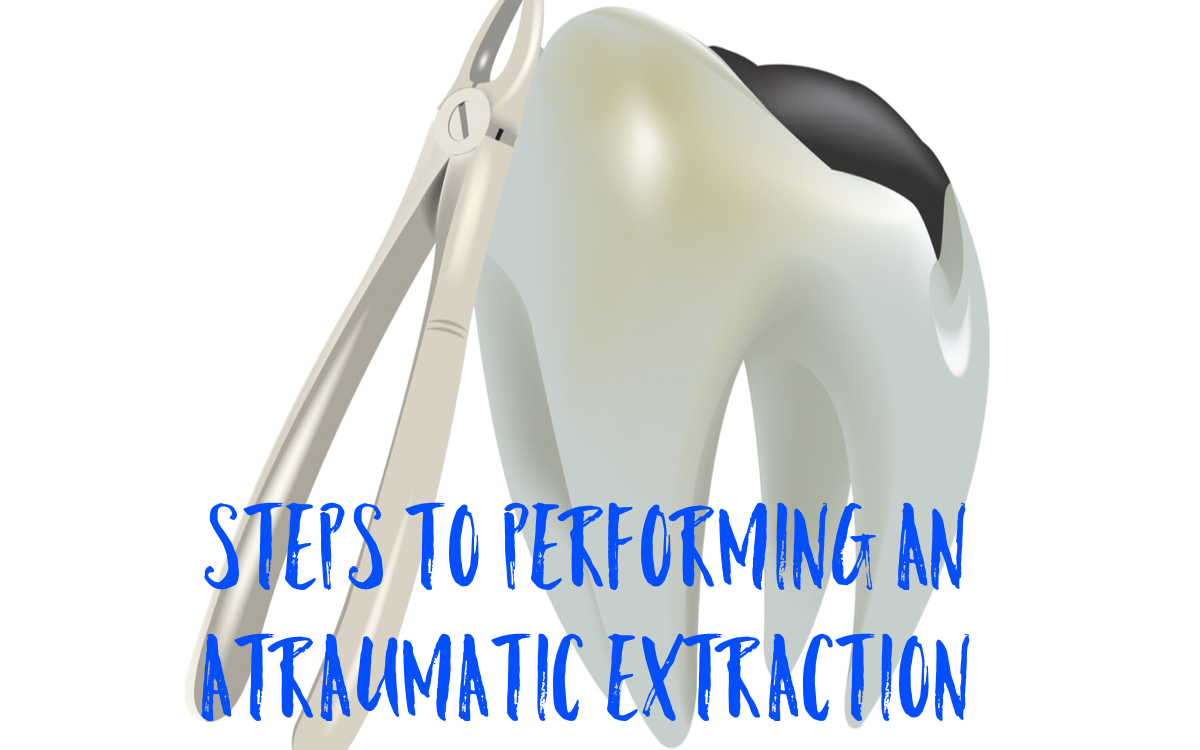 Atraumatic extraction