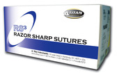 Polypropylene 18 non absorbable suture small