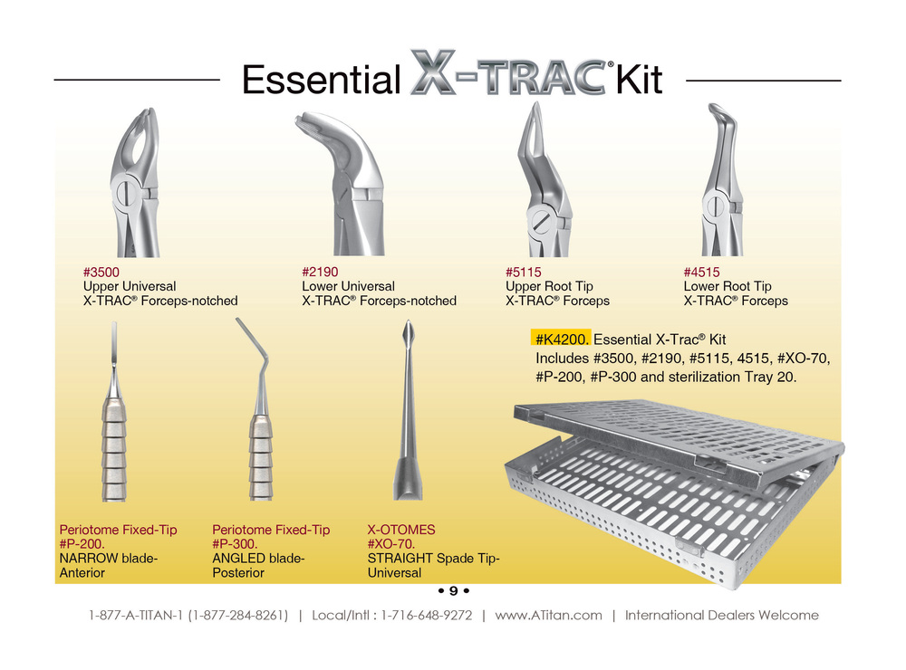Essential x trac kit   k4200 xlarge
