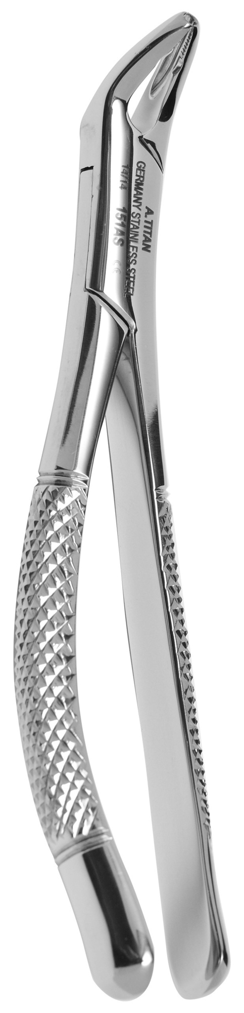 Lower universal pedodontic forceps with notch   151 as xlarge